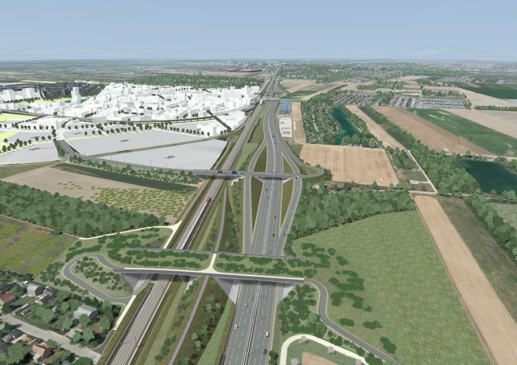 Image Result For Lobautunnel