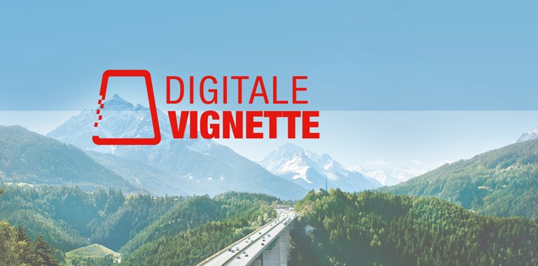 Digitale Vignette Online Shop